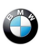 BMW rear screens