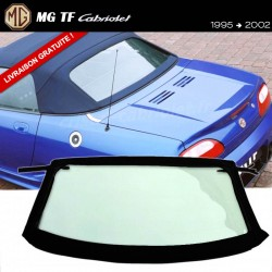 Lunette arrière MG TF...