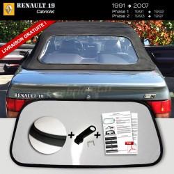 Lunette R19 cabriolet