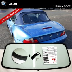 BMW Z3 convertible rear...