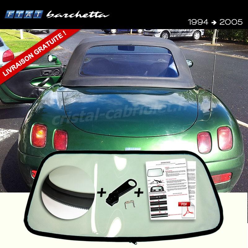 Lunette Barchetta cabriolet
