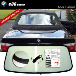 Luneta trasera BMW E36...