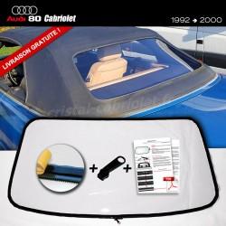 AUDI 80 convertible rear...