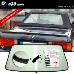 Lunotto posteriore BMW E30...