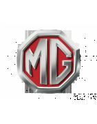 Lunette arrière MG TF cabriolet