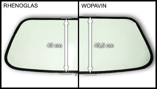 Dimensions e36